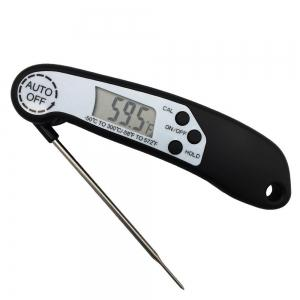 Digital Meat Thermometer Instant Fast Read For Grilling Cooking Food BBQ or Candy Thermometers -