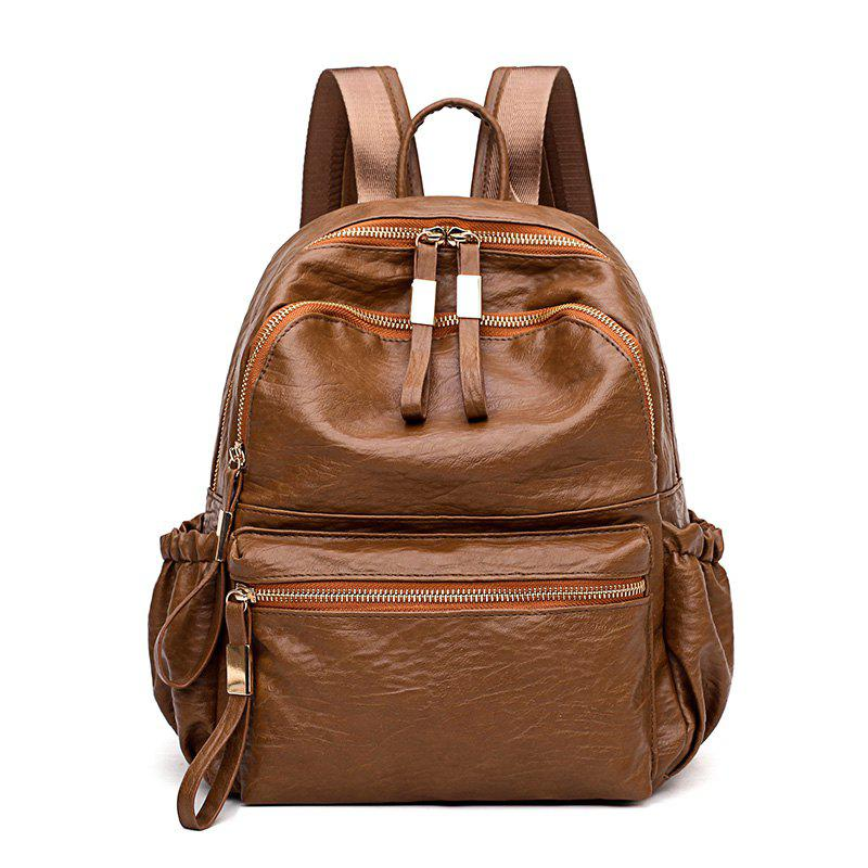 Affordable Backpack Good Match Fashion New Style Package Cover Type PU
