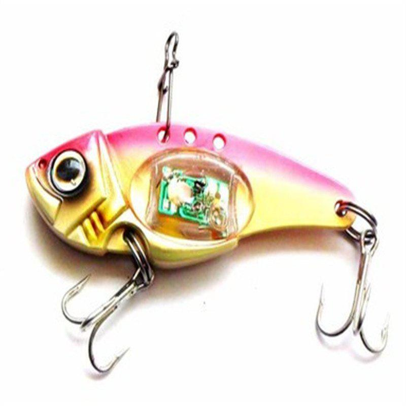 Sale Luminous Artificial Bait Hook Lure Fishing Tackle