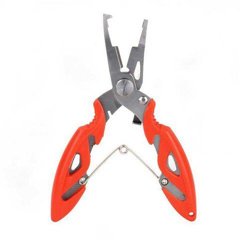 Sale Curved Mouth Fishing Pliers Mini Multi-function Pincers