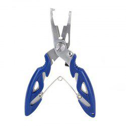 Curved Mouth Fishing Pliers Mini Multi-function Pincers -