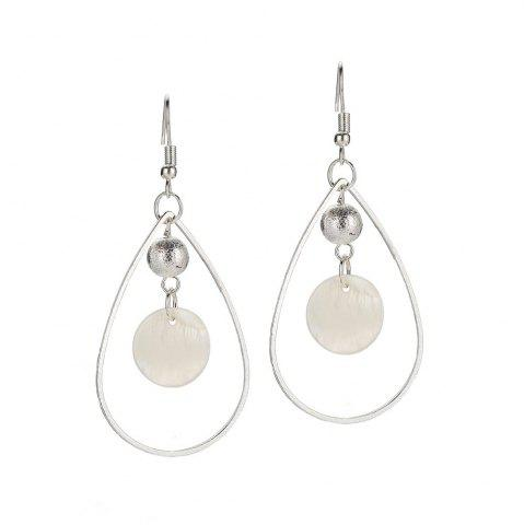 Shop Fashion Simple Shell Earrings