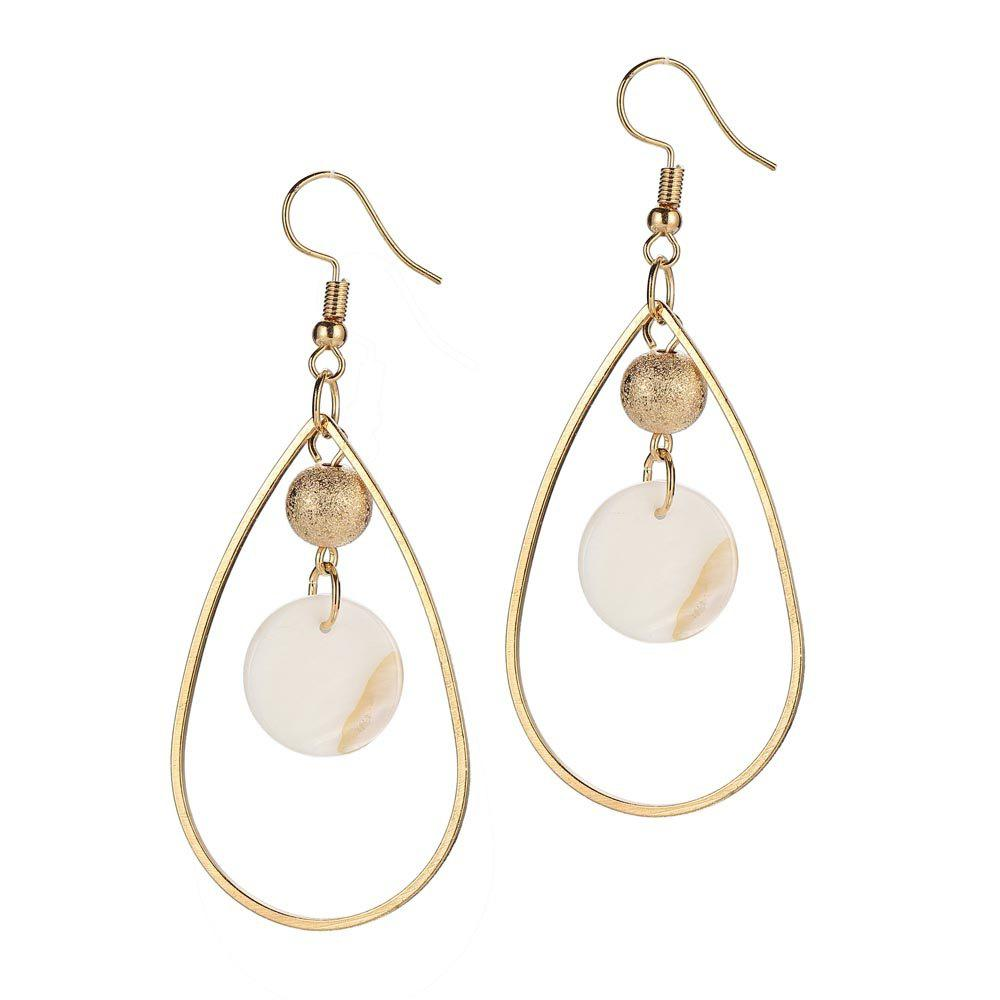 Store Fashion Simple Shell Earrings