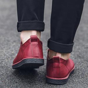 2018 Stylish Spring Little Pu Leather Shoes -