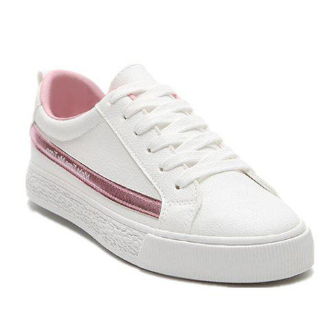 Chic Spring Flat Shoes Street Casual Shoes