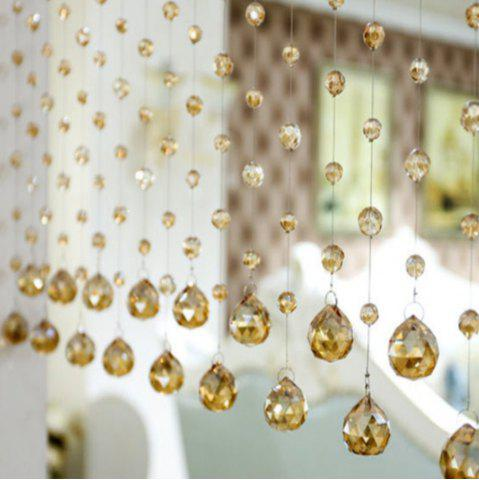 32 Cut Pearl Living Room Partition Porch Crystal Beads Curtain