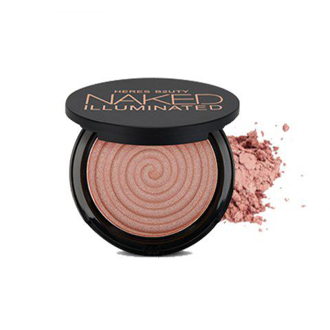 Store HERES B2UTY Makeup Face Matte Bronze Trimming Highlighter Powder Illuminated Soft Mineral Long Lasting V Shape
