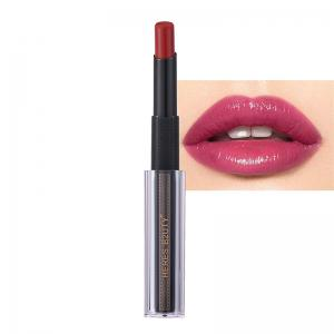 HERES B2UTY Creamy Lipstick Long Lasting Temptation Nutritious Moisturizing Charming Silky Smooth Lip -