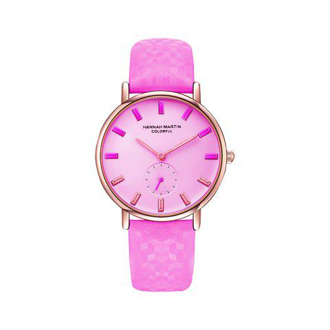 Outfit Hannah Martin New Cool Stylish Fashion Discoloration Watches