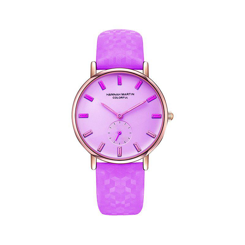 Fashion Hannah Martin New Cool Stylish Fashion Discoloration Watches