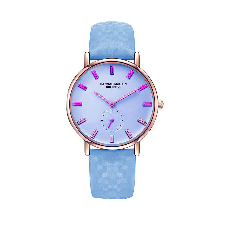 Fancy Hannah Martin New Cool Stylish Fashion Discoloration Watches