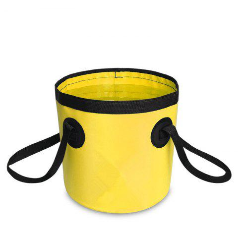 Best Portable Folding Water Container Lightweight Durable Includes Handy Tool Mesh Pocket