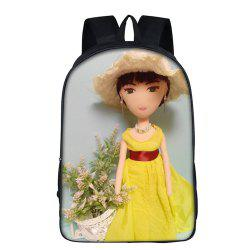 16 Inch Cheap Quality Personal Women Backpack Girls School Bag -