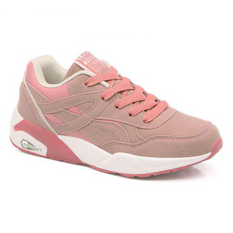 2018 Fashion Pig Leather Femmes Chaussures de sport