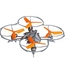 Attop 903   RC Drone with Headless Mode / 6-axis Gyroscope /  360 Degree Flip -