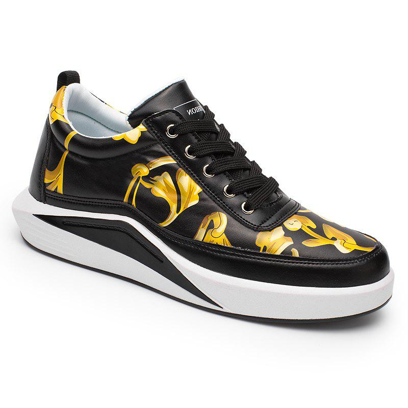 Store New Ginkgo Leaf Casual Tide Shoes