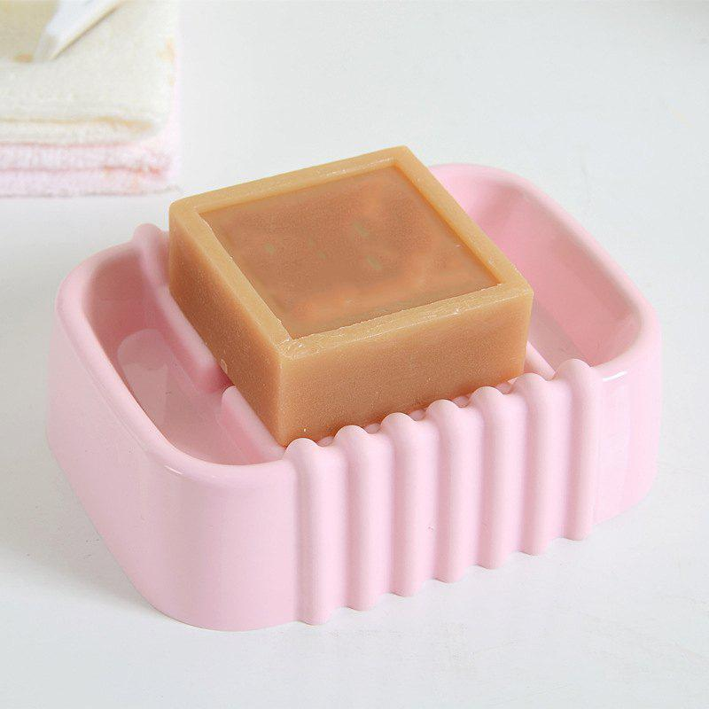 Best Creative Bathroom Plastic Drain Soap Storage Box