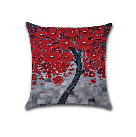 Buy New Three-dimensional Oil Painting Linen  Pillow Covers