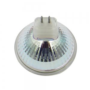 5PCS ZHENMING MR16 GU5.3 DC10V -24V Super Bright 48LEDs 3528 SMD LED Spotlight -