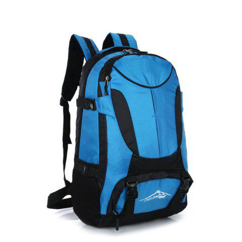 Sale Outdoor Mountaineering Bag Large-capacity Hiking Unisex Backpack