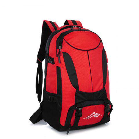 Latest Outdoor Mountaineering Bag Large-capacity Hiking Unisex Backpack
