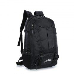 Outdoor Mountaineering Bag Large-capacity Hiking Unisex Backpack -