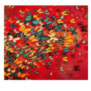 Printing Oil Painting Modern Minimalist Butterfly Home Wall Art Deco -