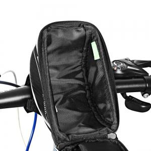 B-SOUL B - 015 Bicycle Handlebar Phone Bag 5.7 Inches Mount -