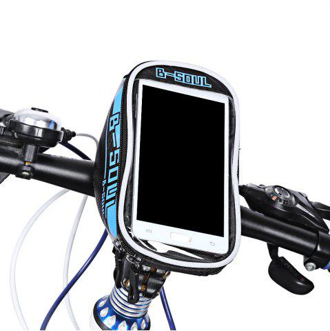 Online B-SOUL B - 015 Bicycle Handlebar Phone Bag 5.7 Inches Mount
