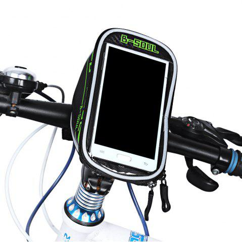 Latest B-SOUL B - 015 Bicycle Handlebar Phone Bag 5.7 Inches Mount