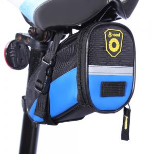 B - SOUL Riding Seat Tool Saddle Bag Pouch -