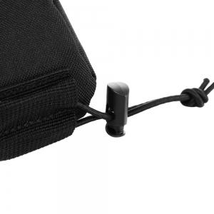 YANHO YA099 Water Resistant Bicycle Saddle Bag  -  BLACK -