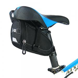 B - SOUL YA199 Wedge Bicycle Saddle Bag -