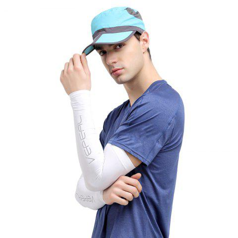 Fancy Vepeal Paired Breathable Icy Cold Quick Drying Sunscreen  Outdoor Sport Arm Sleeve Pad