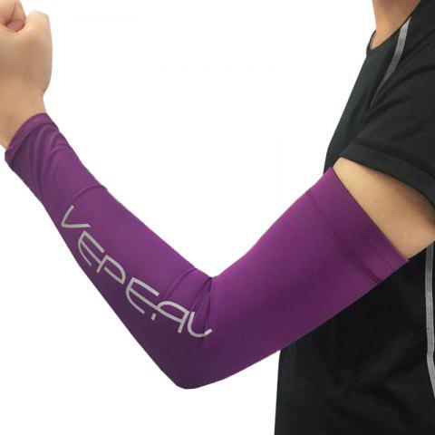 Online Vepeal Paired Breathable Icy Cold Quick Drying Sunscreen  Outdoor Sport Arm Sleeve Pad