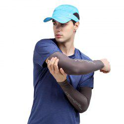 Vepeal Paired Breathable Icy Cold Quick Drying Sunscreen  Outdoor Sport Arm Sleeve Pad -