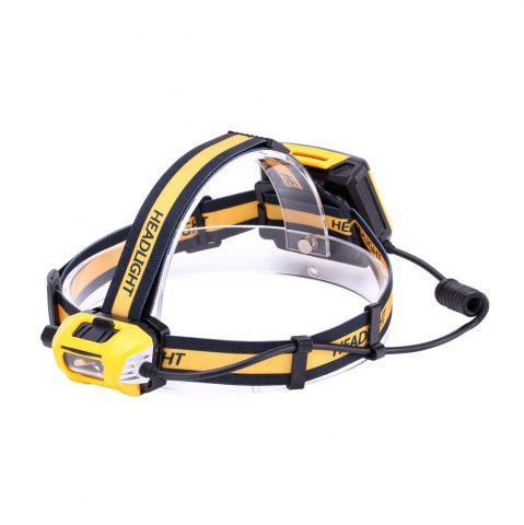 Store U'King ZQ-X854 1200LM XM-L2 Rotate Switch Headlamp Bike Light Waterproof for Fishing Hunting Outdoor