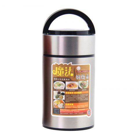 Fashion Magical Stainless Steel Vacuum Braised Kettle
