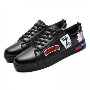2018 School Style Personality Skateboard Shoes -