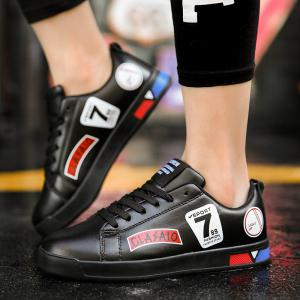2018 Chaussures style skateboard de style scolaire -