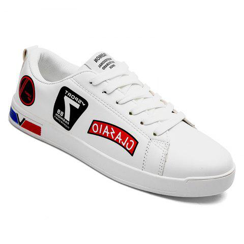 Hot 2018 School Style Personality Skateboard Shoes