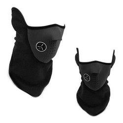 Windproof Mask Full Face Protection Anti Cold Winter Warmth Riding Scarf -