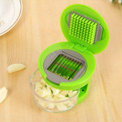Kitchen Multi-functional Garlic Cutter Tool -