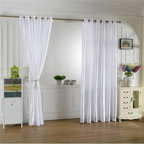 Store Fashion Solid Color Home Decoration Curtains