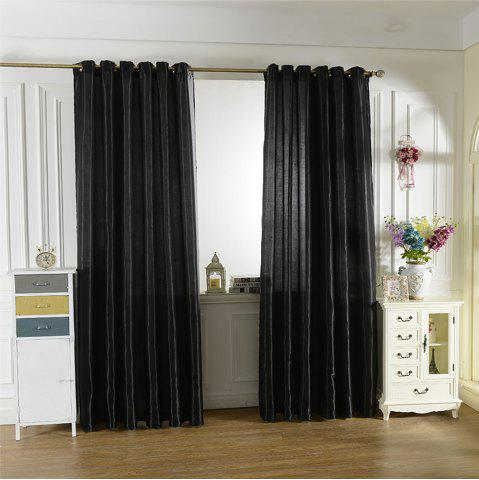 Unique Fashion Solid Color Home Decoration Curtains