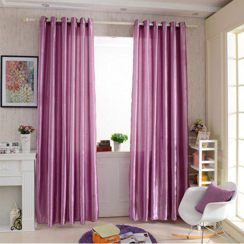 New Fashion Solid Color Home Decoration Curtains