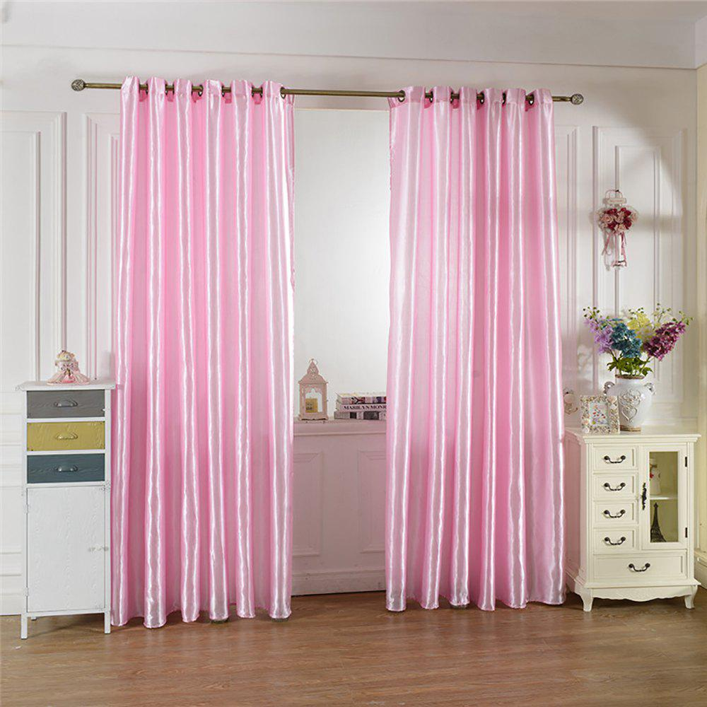 Hot Fashion Solid Color Home Decoration Curtains
