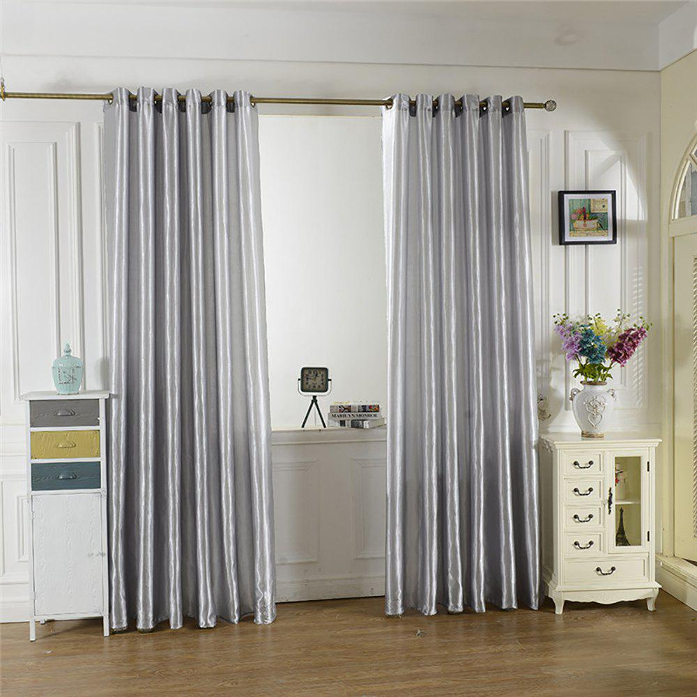 Outfits Fashion Solid Color Home Decoration Curtains