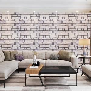 PVC Marble Wall Decorative Wall Stickers -