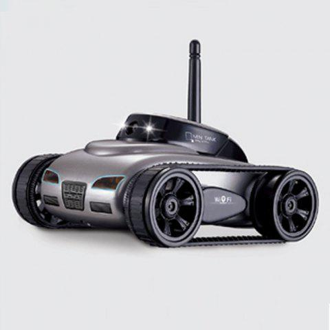 New Happycow RC Tank 777 - 270 WiFi Tank Car Toy with Camera Remote Control Video iOS Phone or Android Gift